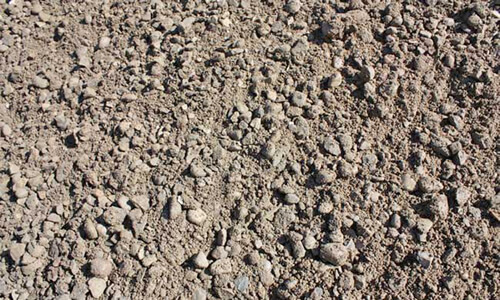 a picture of a gravel